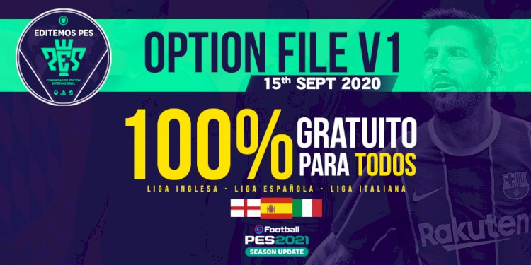 eFootball PES 2021 | ¡Ya Disponible el OF General V1 de esta nueva temporada!