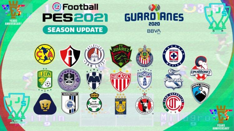 Ya Disponible el Option File de la Liga Mexicana 2020