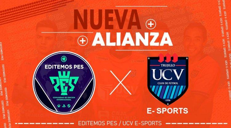 Nueva Alianza con UCV eSports