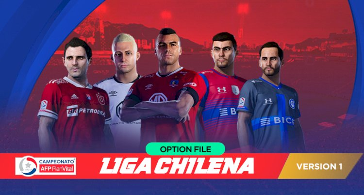 eFootball PES 2021 | Ya Disponible el OF de la Liga Chilena