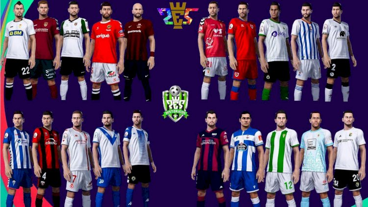 eFootball PES 2021 | Ya Disponible el OF de equipos Históricos de la Liga Española