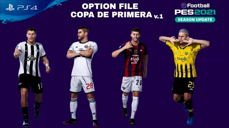 eFootball PES 2021 | Ya Disponible el OF de la Liga Paraguaya