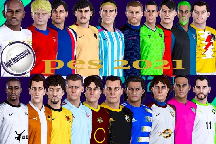 eFootball PES 2021 | Ya Disponible el OF de la Liga Fantástica V1