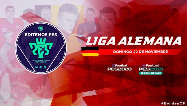 eFootball PES 2021 | Ya Disponible el OF de la Liga Alemana