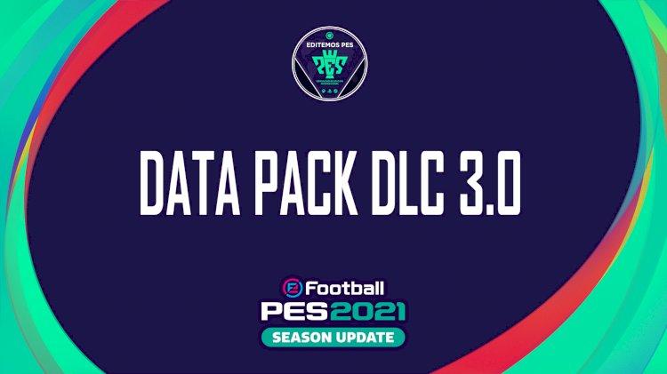 eFootball PES 2021 | Nuevo paquete de datos (3.00) y parche (1.03.00)