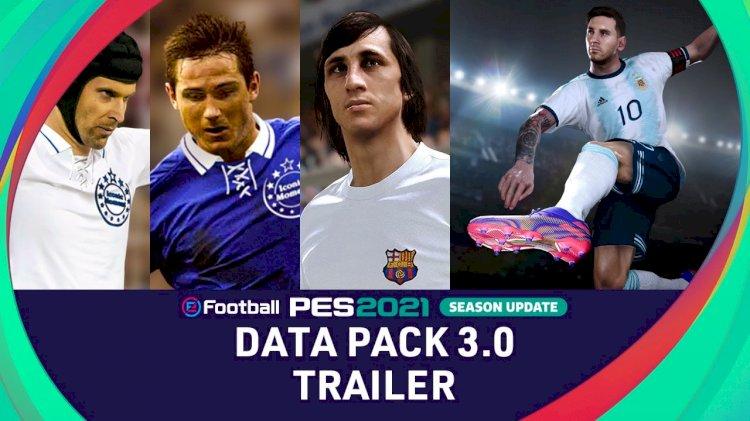 eFootball PES 2021 | DATA PACK 3.0 Trailer