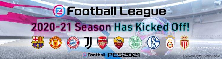 ¡Ha arrancado eFootball League 2020-21!