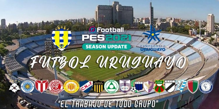 eFootball PES 2021   Ya Disponible el OF de la Liga Uruguaya