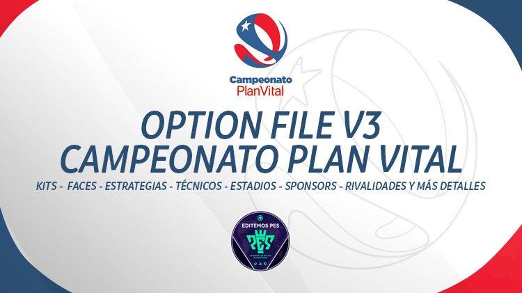 eFootball PES 2021   Ya Disponible el OF V3 de la Liga Chilena